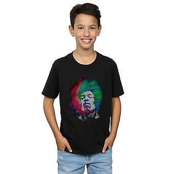 Джими Хендрикс мальчиков Галактика Водоворот футболку