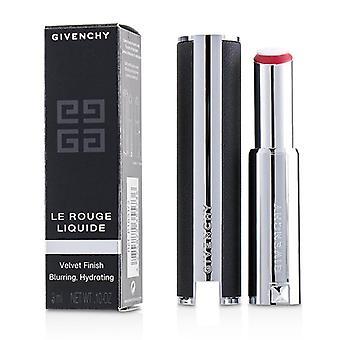 Givenchy Le Rouge Liquide - # 202 Rose Flanelle - 3ml/0.1oz