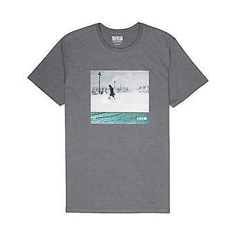 Billabong Swell Seeker korte mouw T-shirt in grijs
