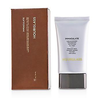 Hourglass Immaculate Liquid Powder Foundation - # Ivory - 30ml/1oz