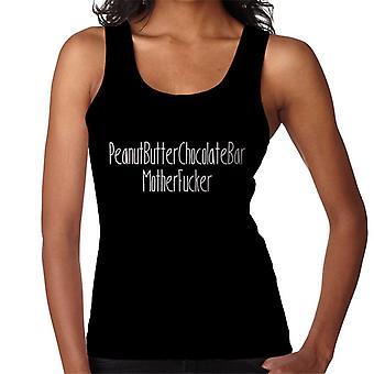 PeanutButterChocolateBarMotherFucker Women's Vest