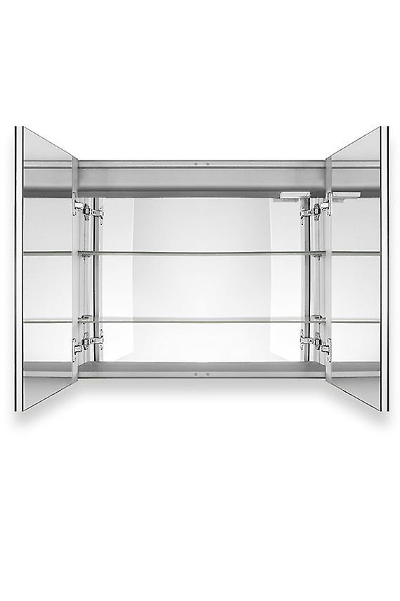 Super Bright Aura Cabinet Avec Dévésiculeur Pad, capteur et Shaver K401