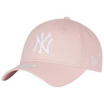 New era 9Forty ladies Cap - New York Yankees bright pink