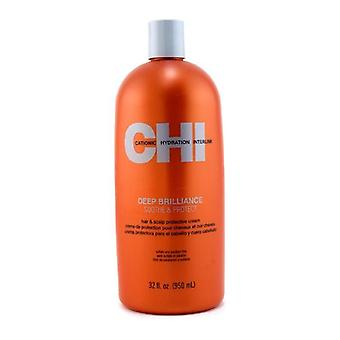 Chi Deep Brilliance Soothe & Protect Hair & Scalp Protective Cream - 950ml/32oz