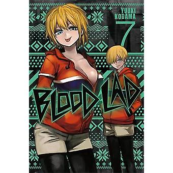 Krwi Lad - Vol. 7 przez Yuuki Kodama - 9780316269124 książki