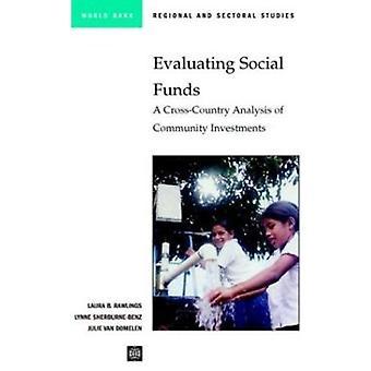 Investissent des fonds sociaux évaluation - un Cross-Country Analysis of Community