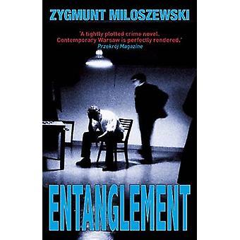 Entanglement by Zygmunt Miloszewski - Antonia Lloyd-Jones - 978190473