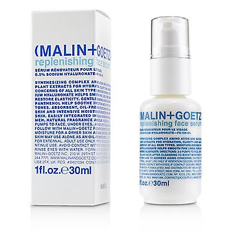 Malin + goetz Replenishing Face Serum - 30ml / 1oz