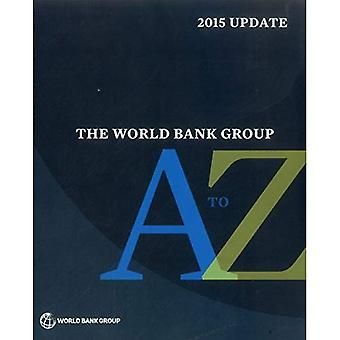 Le groupe de la Banque mondiale A à Z 2016