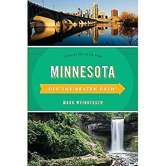 Minnesota uit de gebaande Path (R): Ontdek uw plezier (uit de serie van de gebaande paden)