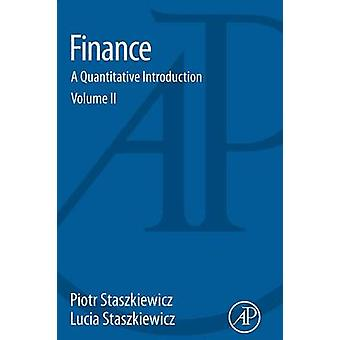 Finance A Quantitative Introduction by Staszkiewicz & Piotr