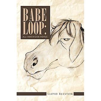 Babe lus AllAmerican paard door Beeston & Lloyd