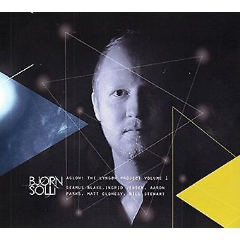 Bjorn Solli - Aglow: Lyngor Projekt 1 [CD] USA import