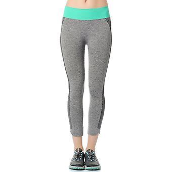 Jerf- Womens-baft -grey Melange - Active Leggings