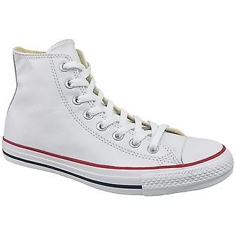 Converse Chuck Taylor alle sterren Hi Leather 132169C mens gympies