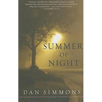 Summer of Night by Dan Simmons - 9780312550677 Book