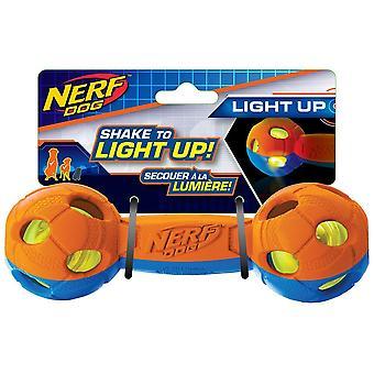 Nerf Dog LED Bash Barbell