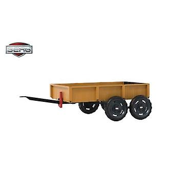 BERG Tandem Trailer L For BERG Buddy/Rally Orange