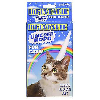 Archie McPhee Unicorn Cat Inflatable Horn