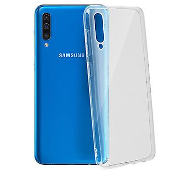 Samsung Galaxy A50 Ultra-thin and Transparent Soft Protection Case - Akashi