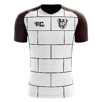 2019-2020 Saint Pauli away concept voetbal shirt