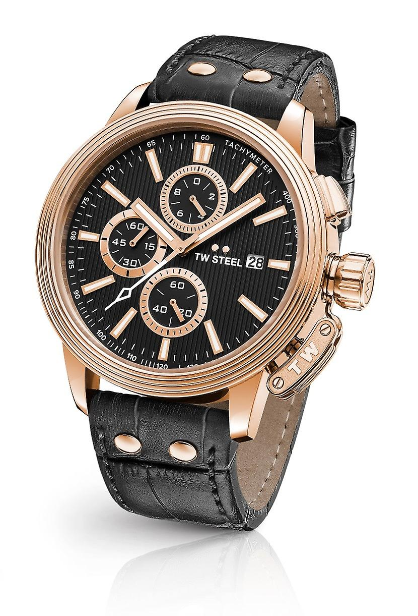 TW Steel Ceo Adesso Ce7011 Chronograph Watch 45 mm