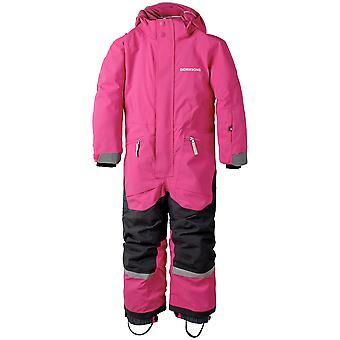 Didriksons Aslan copii snowsuit | Plastic roz
