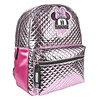 Artesania Cerda Mochila Casual Moda Minnie Backpack - 40 cm - Pink