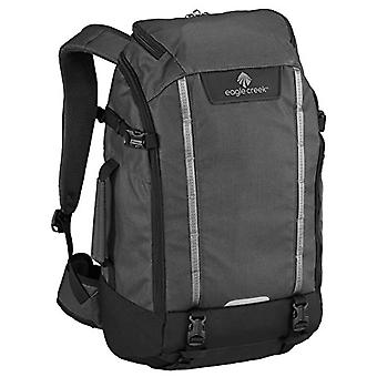 Eagle Creek Mobile Office Backpack - Black Asphalt (Black) - EC0A34PR199