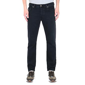 Diesel Larkee Beex Black Wash Tapered Jeans
