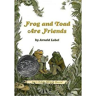 Frog and Toad Are Friends by Lobel - Arnold - 9780060239572 Book