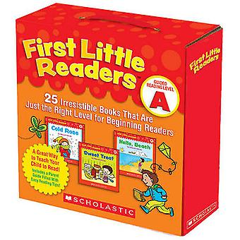 First Little Readers - Guided Reading Level A - 25 Irresistible Books T