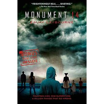 Monument 14 by Emmy Laybourne - 9781250027382 Book