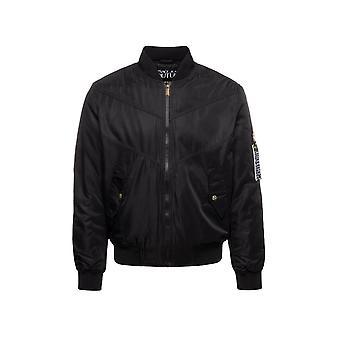 Versace jeans Couture jaqueta preta