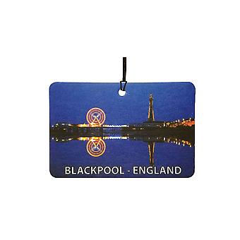 Blackpool - Angleterre Car Air Freshener