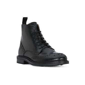 Frau black poncho shoes