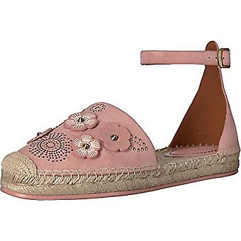 Coach Womens Ankle Strap Astor Crocodile Closed Toe Special Occasion Ankle St...