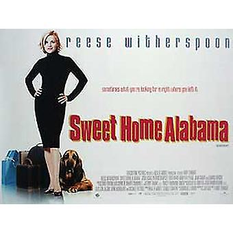 Sweet Home Alabama Double Sided) Original Cinema Poster