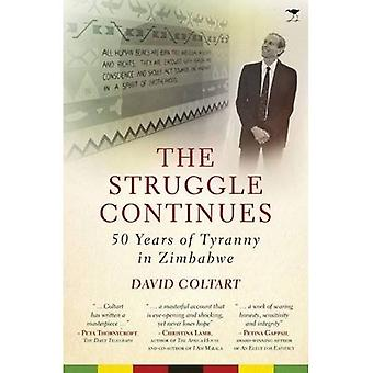 Kampen fortsätter: 50 år av tyranni i Zimbabwe