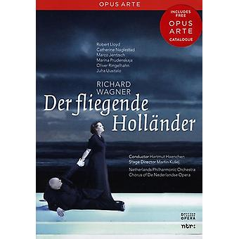 R. Wagner - Der Fliegende Hollander [DVD] USA import
