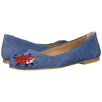 French Sole FS/NY Women's Buggy Ballet Flat