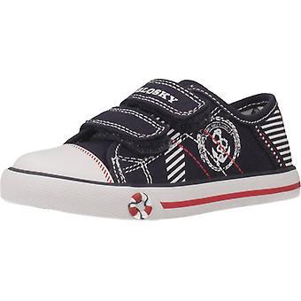 Pablosky schoenen 953220 kleur Navy