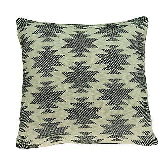 Almohada de algodón reversible Southwest
