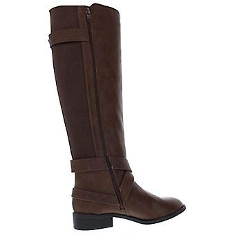 Thalia Sodi Femmes Vada Faux Cuir Over-The-Knee Riding Boots