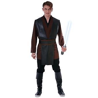 Force Fighter Men's Costume, L