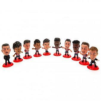 Atletico Madrid FC SoccerStarz team Pack (set van 10)