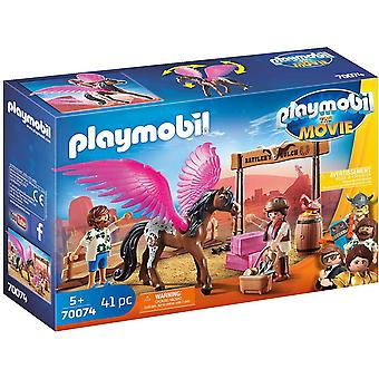 Playmobil Film Marla i Del z Flying Horse Toy