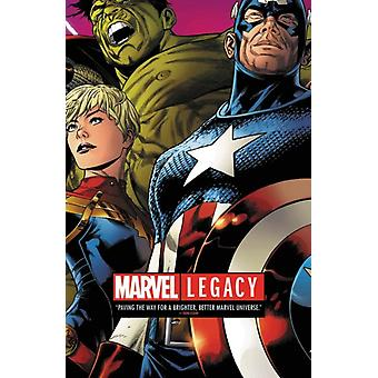 Marvel legacy door Jason Aaron