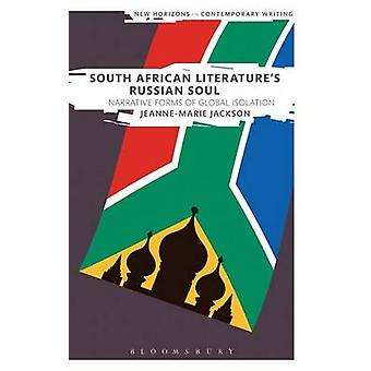 South African Literatures Russian Soul by Jackson & JeanneMarie
