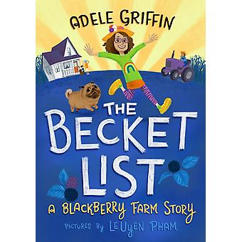 Becket List by Adele Griffin